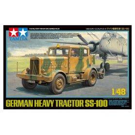 Tamiya 32593 German Heavy Tractor SS-100