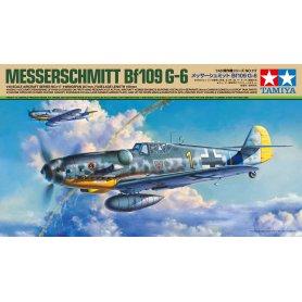 Tamiya 1:48 Messerschmitt Bf-109 G-6
