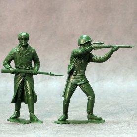 Ark Models 80004 Red Army set 1 2 figurki 15cm