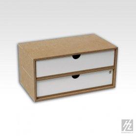 Hoobbyzone Modułowy szufladowy x3 SZEROKI