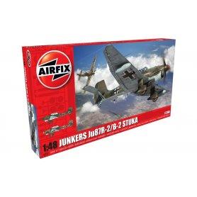 Airfix 1:48 Junkers Ju-87 R-2 / B-2 Stuka