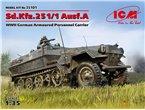 ICM 35101 Sd.Kfz. 251/1 Ausf. A