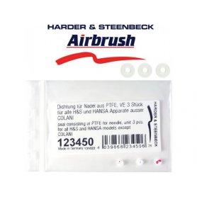 Harder & Steenbeck 123450 Uszczelki do igły
