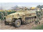 Dragon 6187 Sd.Kfz 251 Ausf. C 1/35