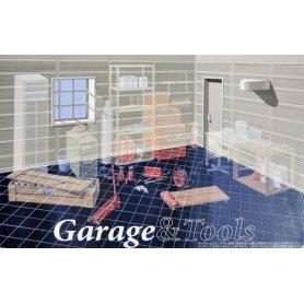 Fujimi 115047 1/24 GT-1 Garage ( Accessory )