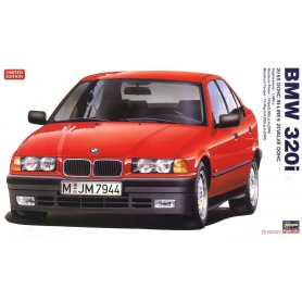 Hasegawa 20313 1/24 BMW 320i