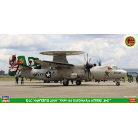 Hasegawa SP363 52163 E-2C Hawkeye 2000 VAW-115