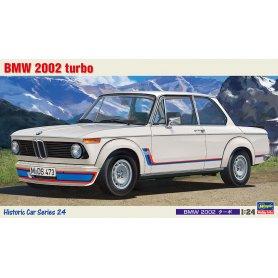 Hasegawa HC-24 21124 1/24 BMW 2002 turbo