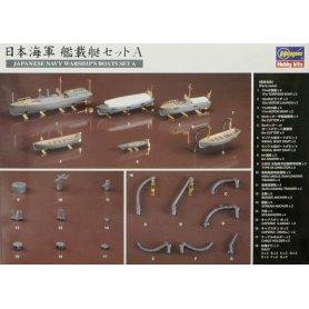 Hasegawa 72119 QG19 1:350 IJN War Ship A