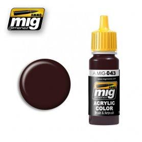 Ammo of MIG Farba Old Rust