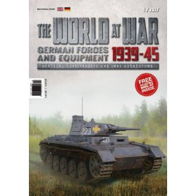 IBG 1:72 THE WORLD AT WAR - NUMER 1 z modelem Pz.Kpfw.III Ausf.A
