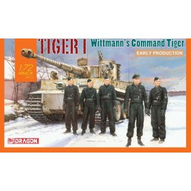 Dragon 1/72 WITTMANN'S COMMAND TIGER
