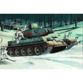 Trumpeter 00905 1/16 T-34/76 1942