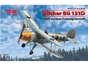 ICM 32030 Bucker Bu 131D