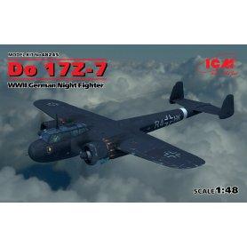 ICM 48245 WWII German Fighter Do 17Z-7