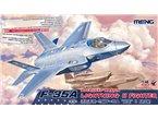 Meng 1:48 Lockheed F-35A Lightning II