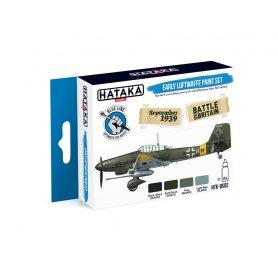 Hataka BS02 Early Luftwaffe paint set