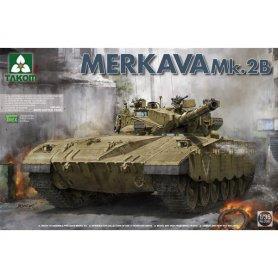 Takom 2080 1/35 Israeli MBT Merkava Mk.2b