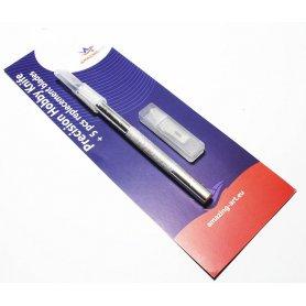 Amazing 18581 Noż skalpel modelarski + 5 ostrzy