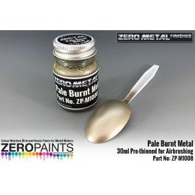 Zero Paints M1008 Pale Burn Metal 30ml