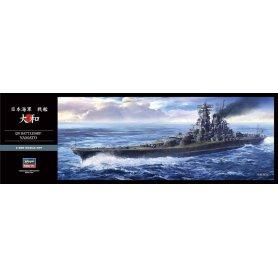 Hasegawa Z01-40151 1:450 IJN Battleship Yamato