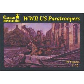 Caesar H 076 WWII US Paratroopers