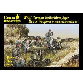 Caesar H 098 WWII German Fallschirmjager Heavy W.