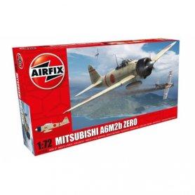 Airfix 1:72 Mitsubishi A6M2b Model 21 Zero
