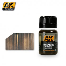 AK Interactive AK-011 Streaking Grime / 17ml