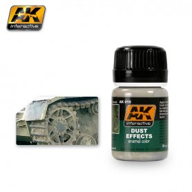 AK Interactive AK-015 Dust Effects / 17ml