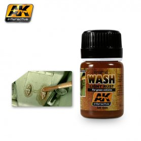 AK Interactive AK-046 Light Rust Wash