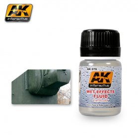 AK Interactive AK-079 WET EFFECTS FLUID