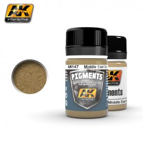 AK Interactive AK-147 Middle East Soil Pigment