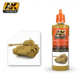AK Interactive DARK YELLOW primer