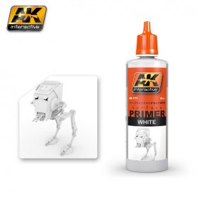 AK Interactive White Primer 60ml