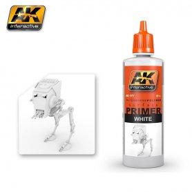 AK Interactive White Primer 60ml