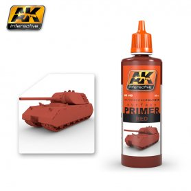 AK Interactive Red Primer 60ml