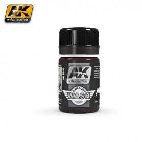 AK Interactive Exhaust Wash
