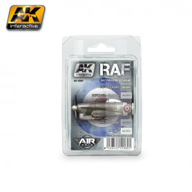AK Interactive AK-20 RAF Day Fighter Scheme Set