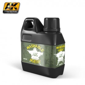 AK Interactive AK-236 Washable Agent