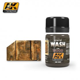 AK Interactive AK-263 WASH FOR WOOD