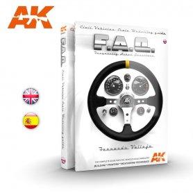 AK Interactive AK-282 Cars and Civil Vehicles Modelling FAQ EN