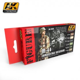AK Interactive M-44 Camouflage Uniform Set