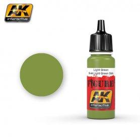 AK Interactive MEDIUM GREEN / M-44 MIDTONE GREEN DOTS