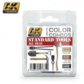 AK Interactive Standard Tools All Eras Set