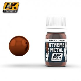 AK Interactive XTREME Metal Copper