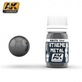 AK Interactive XTREME Steel