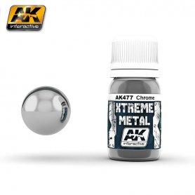 AK Interactive XTREME Metal Chrome