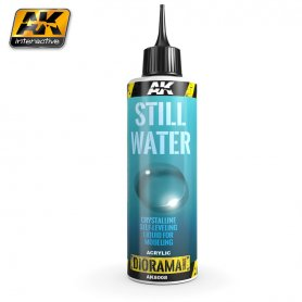 AK Interactive Still Water 250ml (Acrylic)