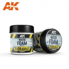 AK Interactive Water Foam - 100ml